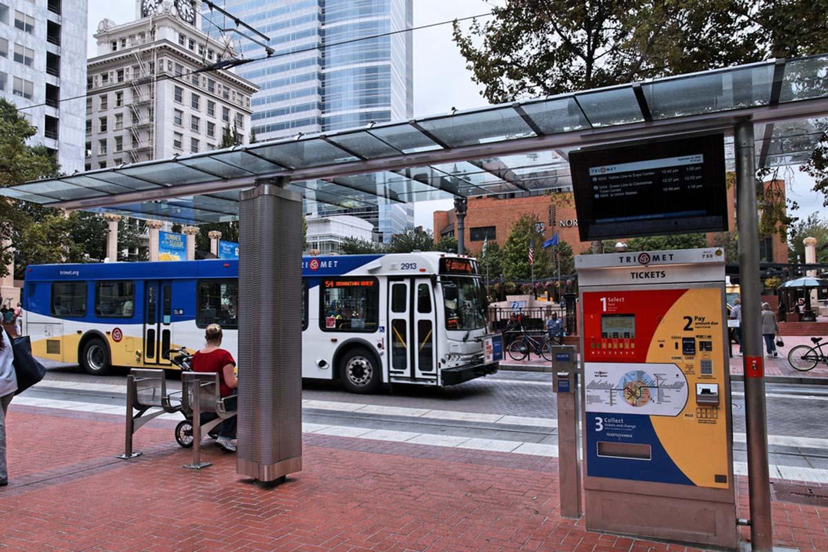 Portland's TriMet system