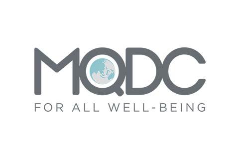 Logo for MQDC