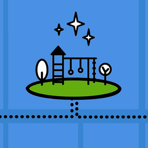 Park Time app illustration