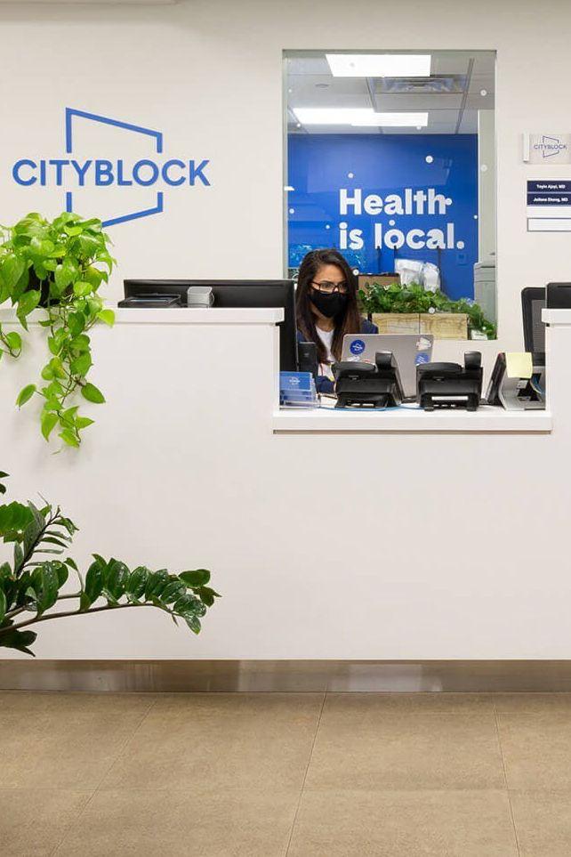 Cityblock reception