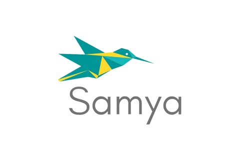 Logo for Samya