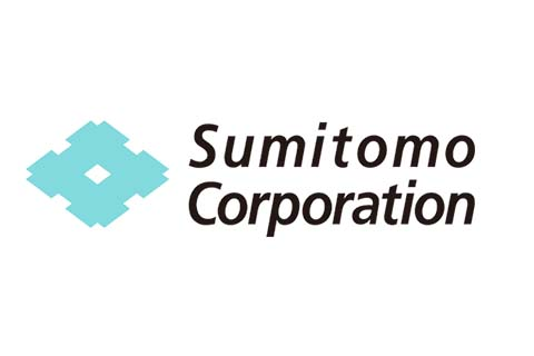 Logo for Sumitomo