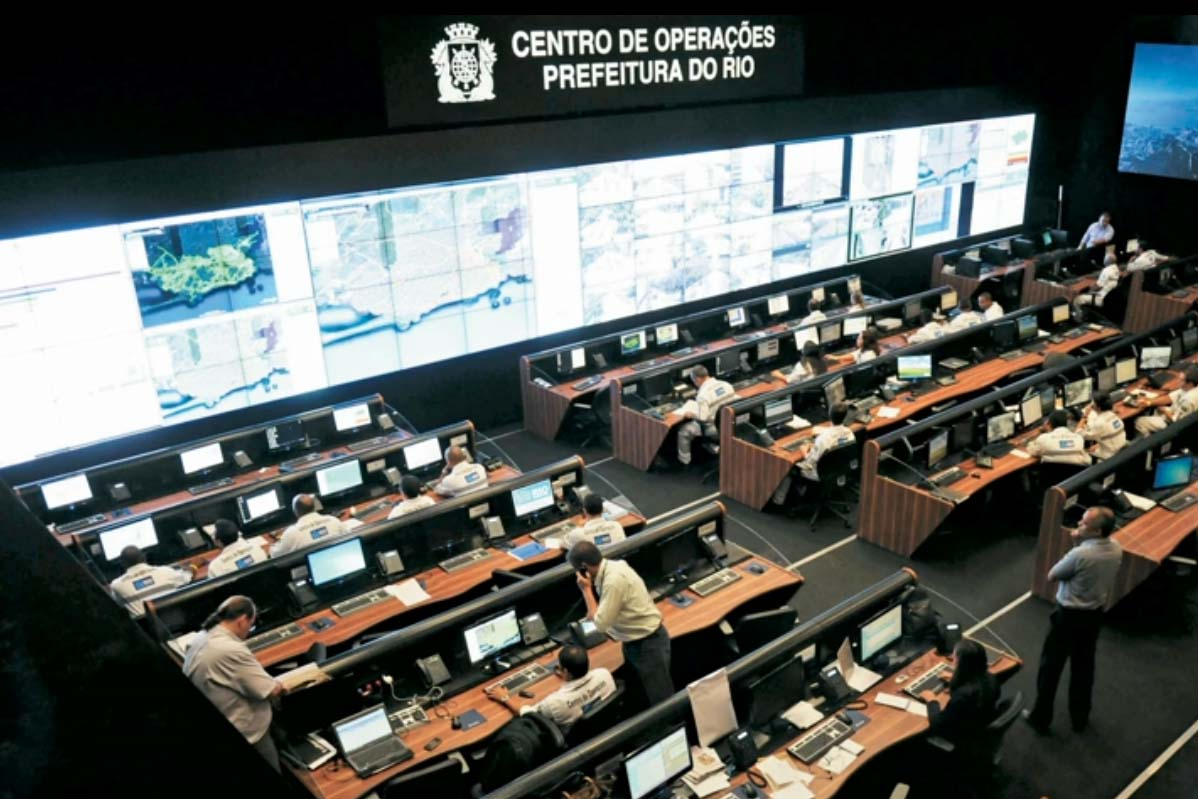 Centro de Operacoes Prefeitura do Rio