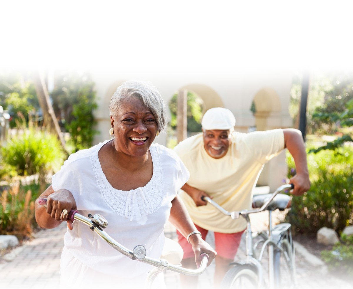independent seniors taking the holistic approach