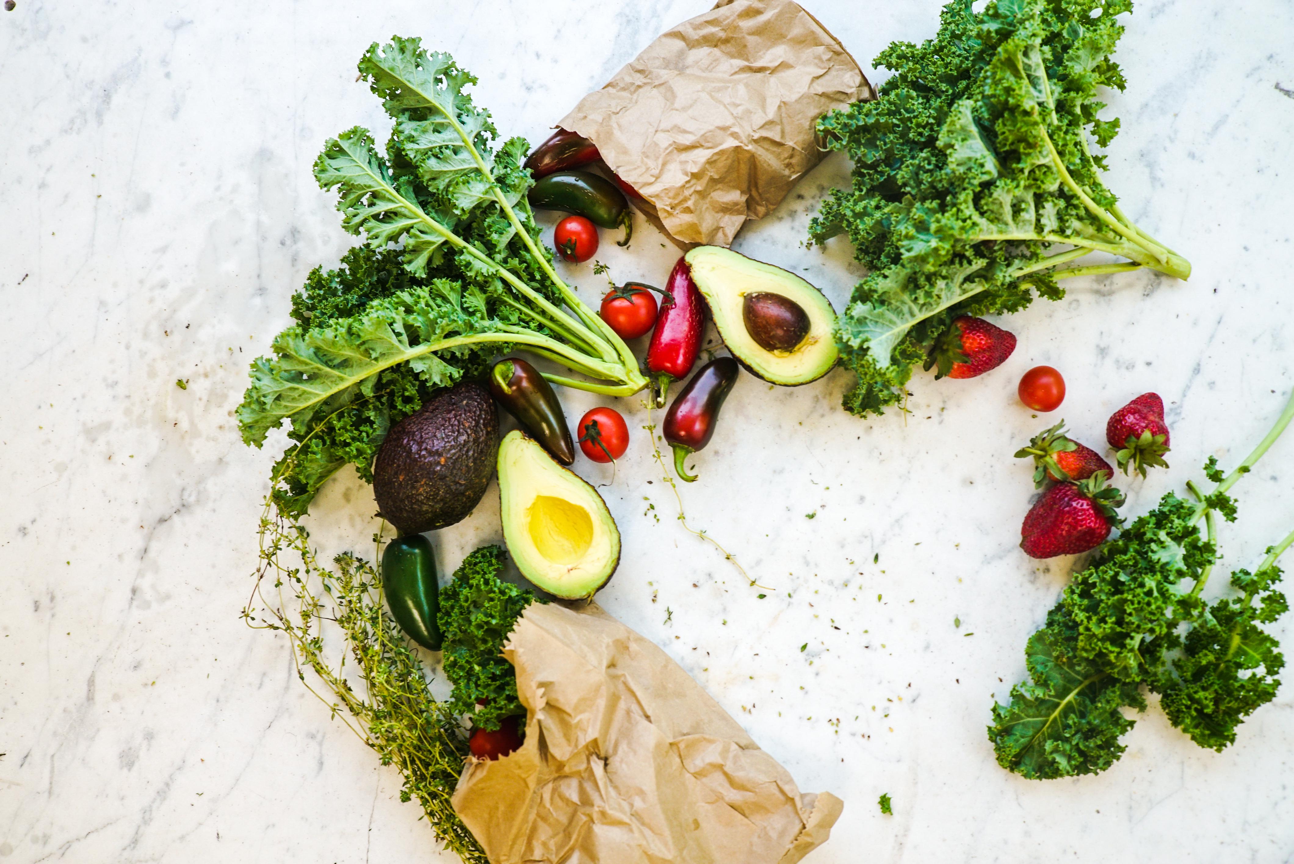 Luôn sử dụng các nguyên liệu lành mạnh để chế biến thức ăn