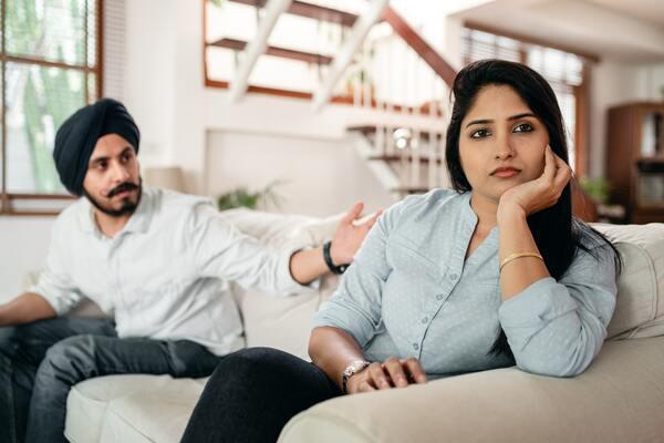 Hôn nhân không hạnh phúc gây áp lực tâm lý