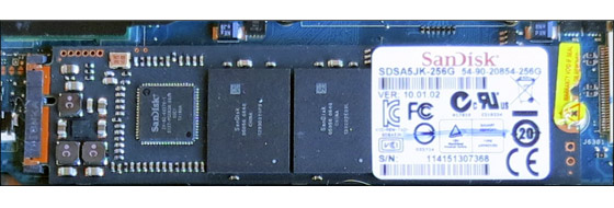 o Ổ cứng SSD là cuộc cách mạng mới của đơn vị lưu trữ