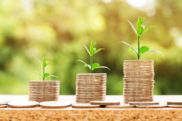 Crescimento do dinheiro
