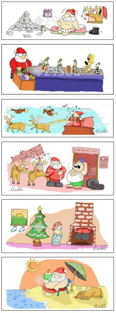 Ilustração do Carlos Ruas
