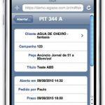 PIT na versão mobile