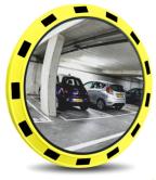 O13 - Okroglo industrijsko ogledalo
