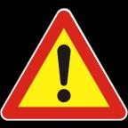 1101-R - Nevarnost na cesti