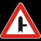 1103-2 - Križišče prednostne in neprednostne ceste