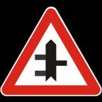 1103-4 - Križišče prednostne in neprednostne ceste