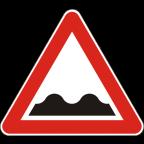 1110 - Neravno vozišče