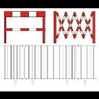 11107 - Zaščitne ograje