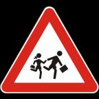 1116-1 - Otroci na vozišču