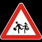 1116 - Otroci na vozišču