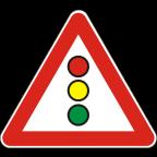 1120 - Svetlobni prometni znaki