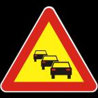 1123-R - Prometni zastoj