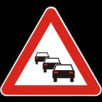 1123 - Prometni zastoj
