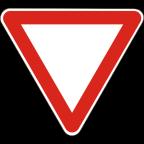2101 - Križišče/cestni priključek s prednostno cesto