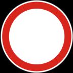 2202 - Prepovedan promet v obeh smereh