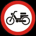 2205 - Prepovedan promet za mopede