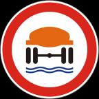 2217 - Prepovedan promet za vozila, katerih tovor vsebuje okolju nevarne snovi