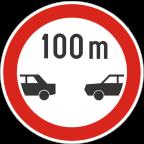 2225 - Najmanjša razdalja med vozili