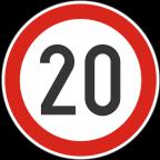 2232-2 - Omejitev hitrosti