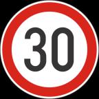 2232-3 - Omejitev hitrosti