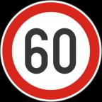 2232-6 - Omejitev hitrosti