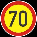 2232-7-R - Omejitev hitrosti