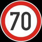 2232-7 - Omejitev hitrosti
