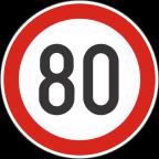 2232-8 - Omejitev hitrosti
