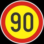 2232-9-R - Omejitev hitrosti
