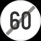 2233-6 - Prenehanje omejitve hitrosti