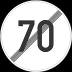 2233-7 - Prenehanje omejitve hitrosti