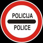 2234-2 - Prepovedan prehod brez ustavljanja