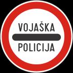2234-3 - Prepovedan prehod brez ustavljanja