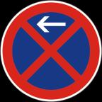 2236-1 - Prepovedana ustavitev in parkiranje