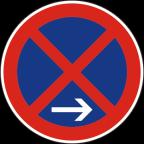 2236-2 - Prepovedana ustavitev in parkiranje