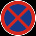 2236 - Prepovedana ustavitev in parkiranje