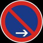 2237-2 - Prepovedano parkiranje