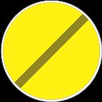 2238-R - Prenehanje vseh prepovedi in omejitev