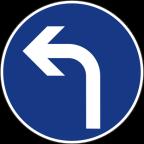 2301-3 - Obvezna smer