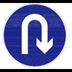 2301-6 - Obvezna smer