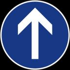 2301 - Obvezna smer