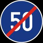 2306 - Prenehanje najmanjše dovoljene hitrosti